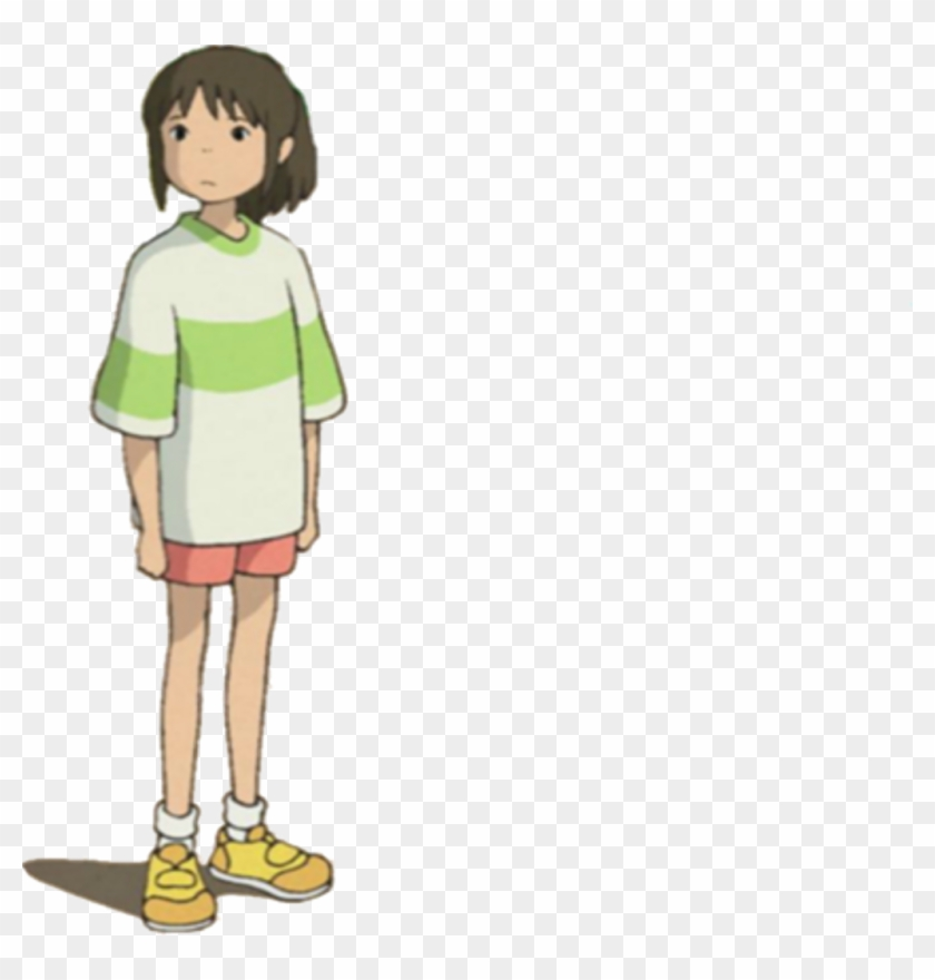 Transparent Spirited Away Chihiro Hd Png Download 1024x1024 6282069 Pngfind
