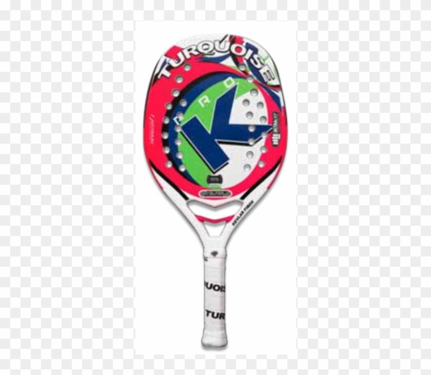 Turquoise Racchetta Beach Tennis Racket Start 2019
