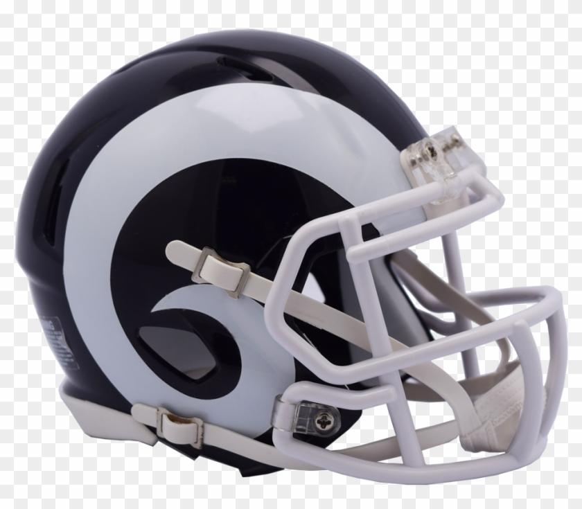 Rams Mini Helmet Hd Png Download 1000x8506300146 Pngfind