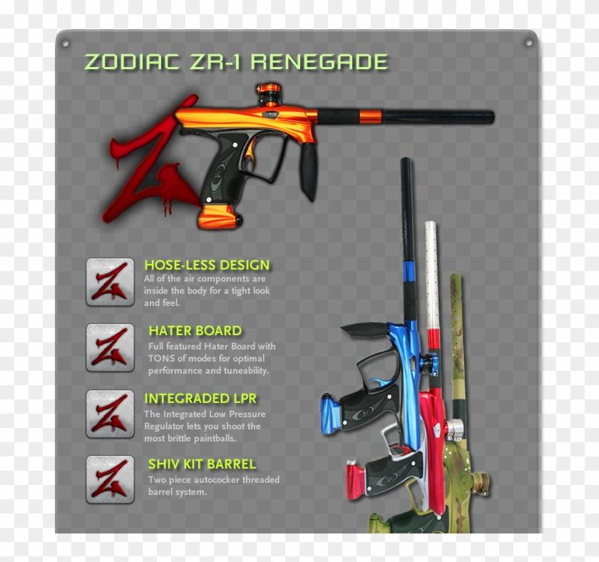 Introducing The Zodiac Renegade Zr 1 Top Shelf Electro - Spool Valve