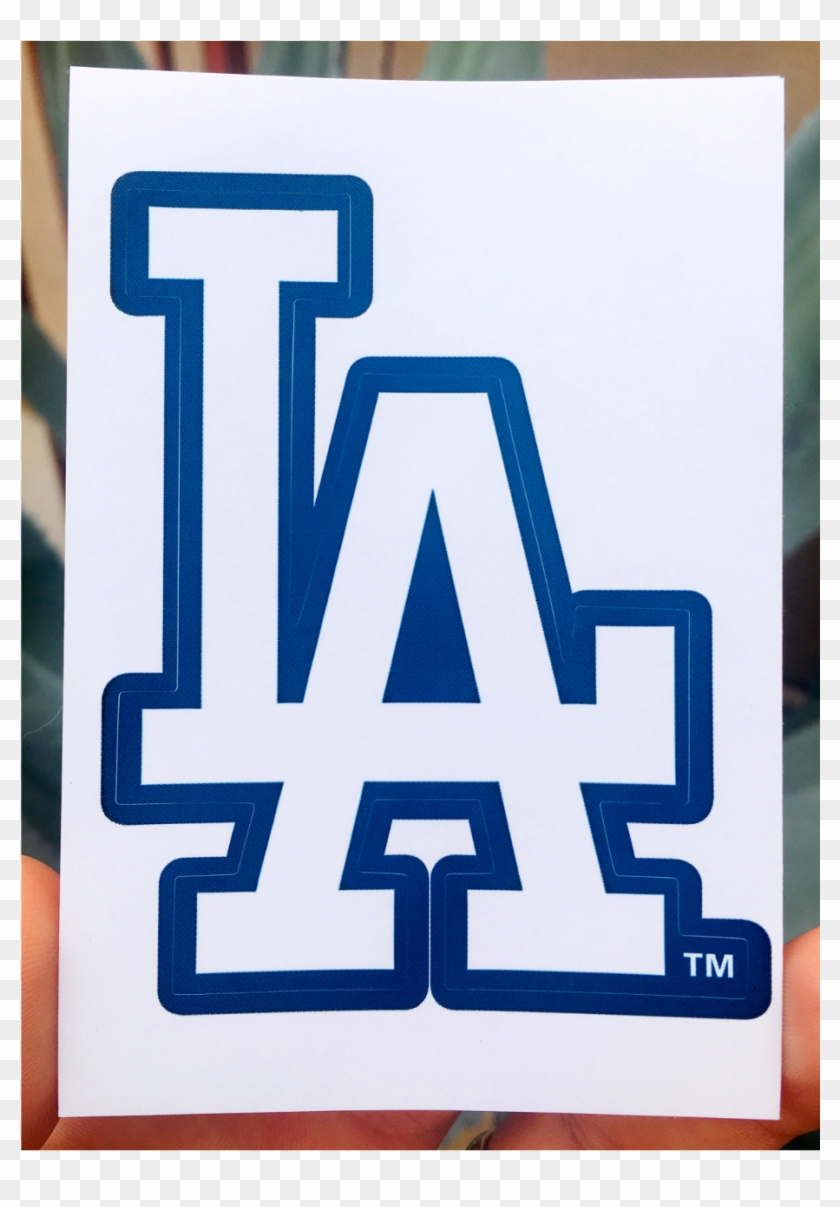picture about Dodger Schedule Printable named 5 La Dodgers Decals Presents Dodger Products and solutions Dresses - La