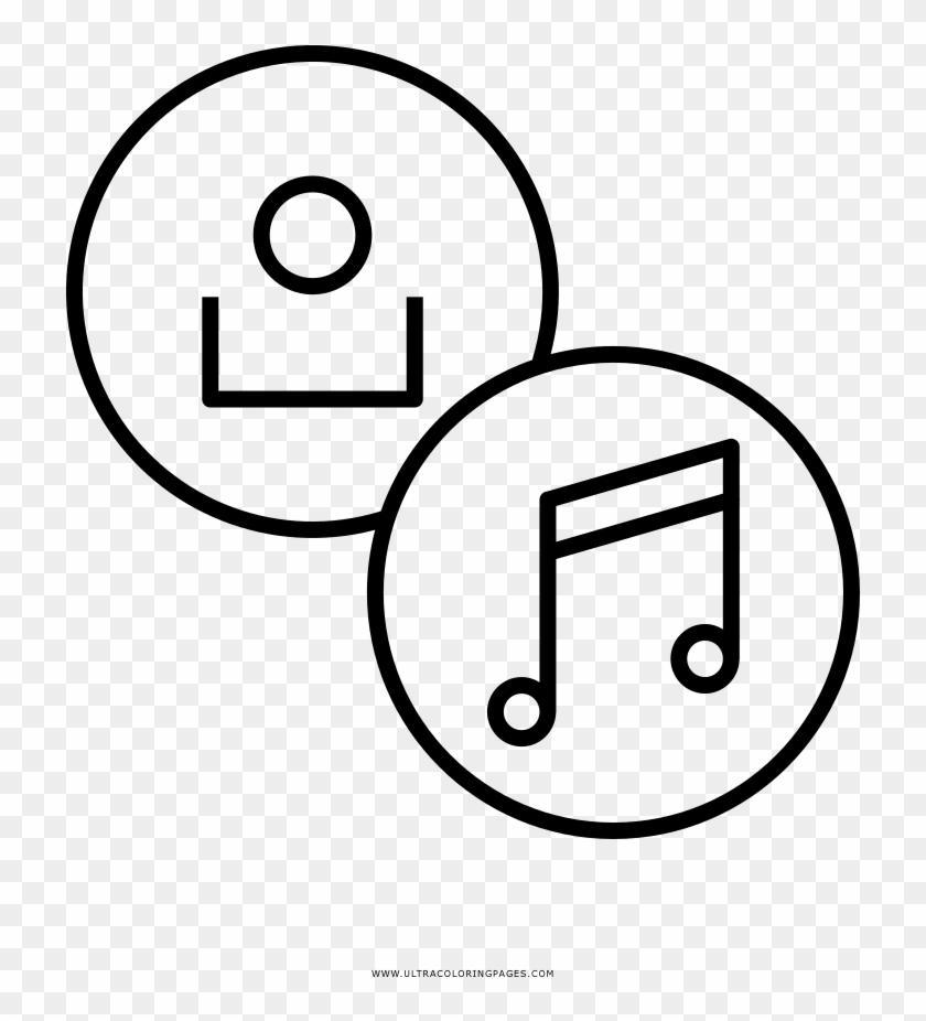 Nota Musical Desenho Para Colorir Imagenes De Mercadotecnia Para
