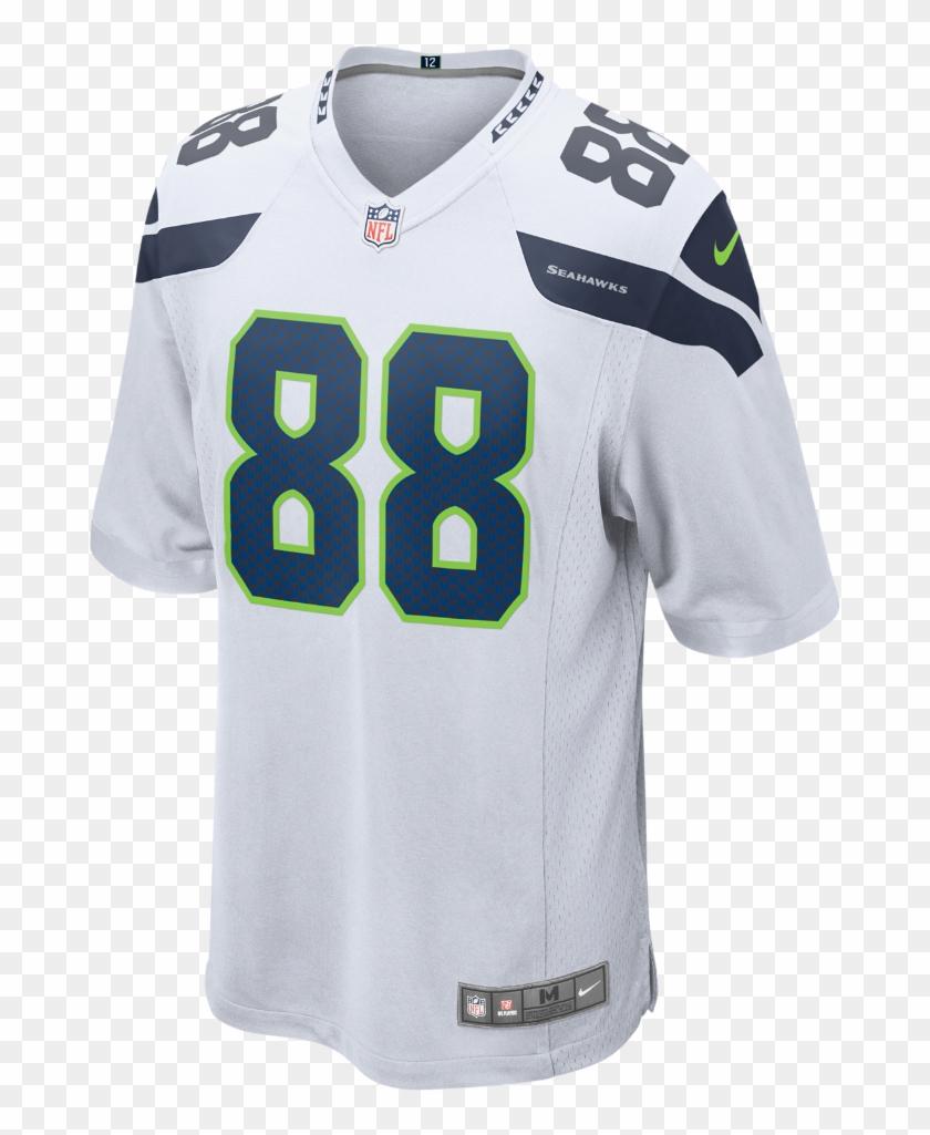lowest price 83b41 245cc Nike Nfl Seattle Seahawks Men's Football Away Game - Seattle ...
