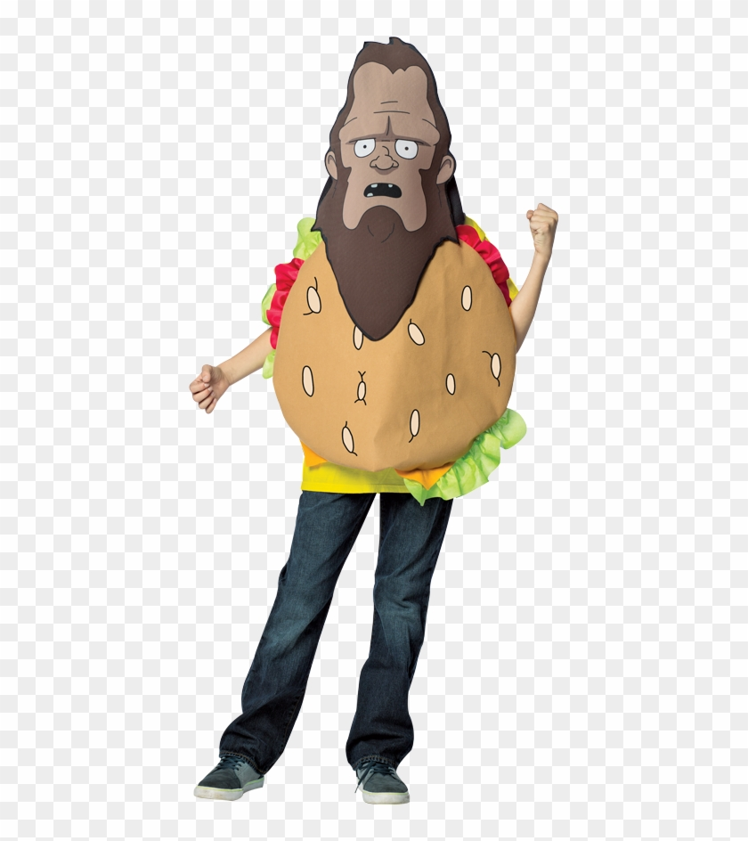 Free Bobs Burgers Porn official licensed bob's burgers teen beefsquatch costume