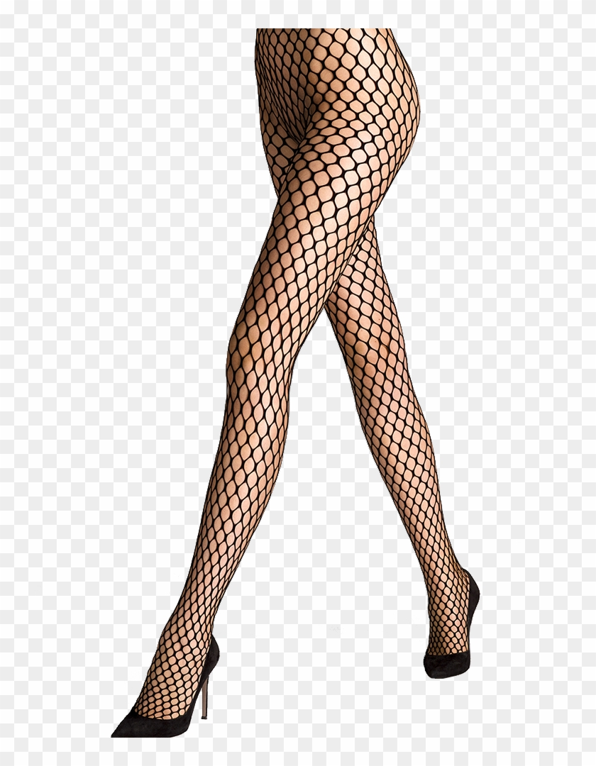 227799e068ab7 Trend Alert Tights From Wolford - Transparent Fishnet Tights Png, Png  Download