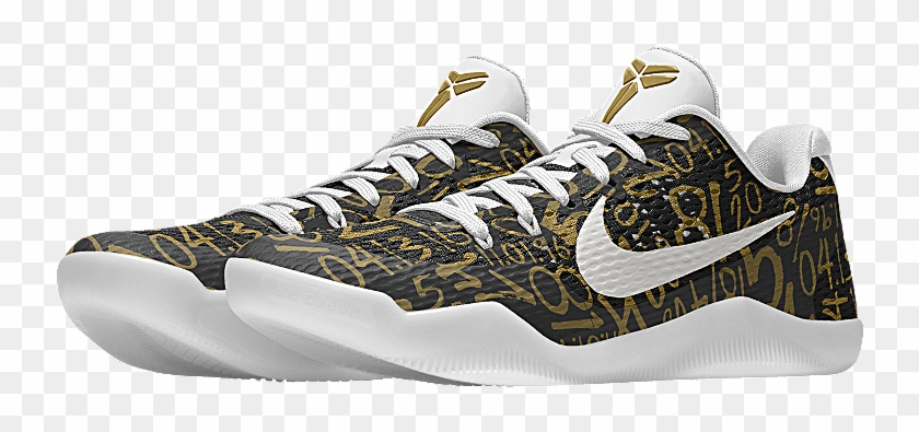 promo code 5c5a3 4bb7c Fun With Nikeid - Kobe 11 Elite Mamba Day, HD Png Download