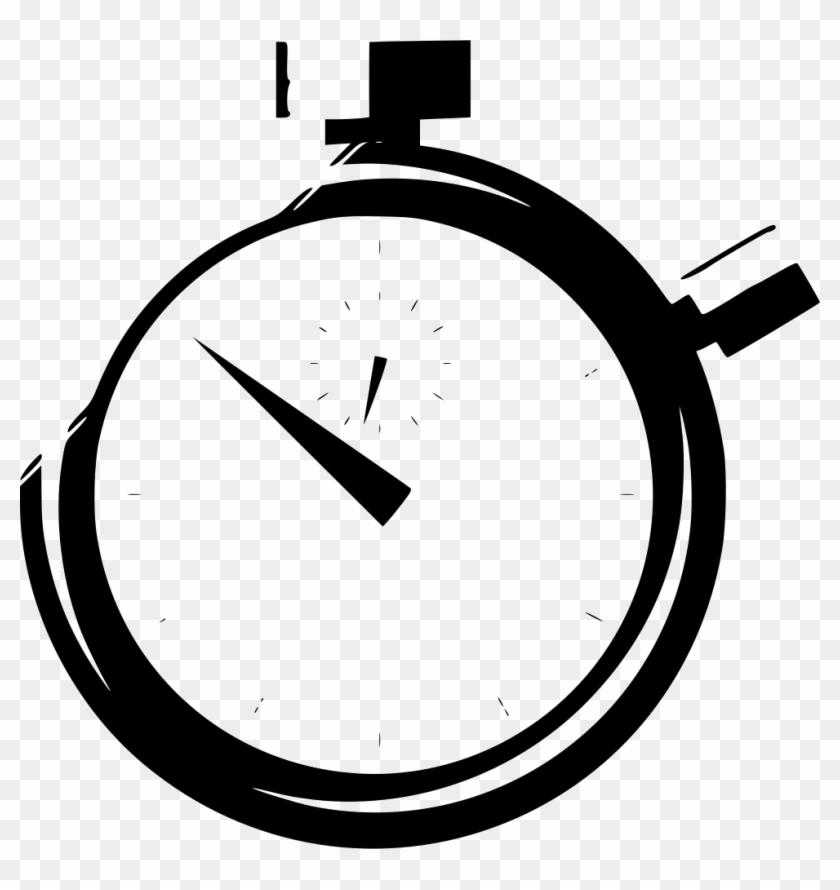 Time Stopwatch Svg Png Icon Free Download - Stopwatch Png