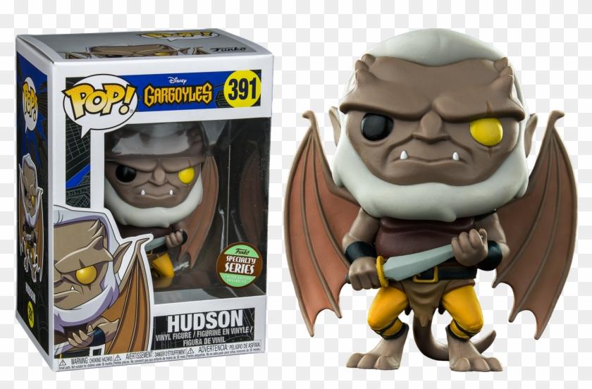 Gargoyles Funko Pop Gargoyles Hudson Hd Png Download 1500x915 6415128 Pngfind