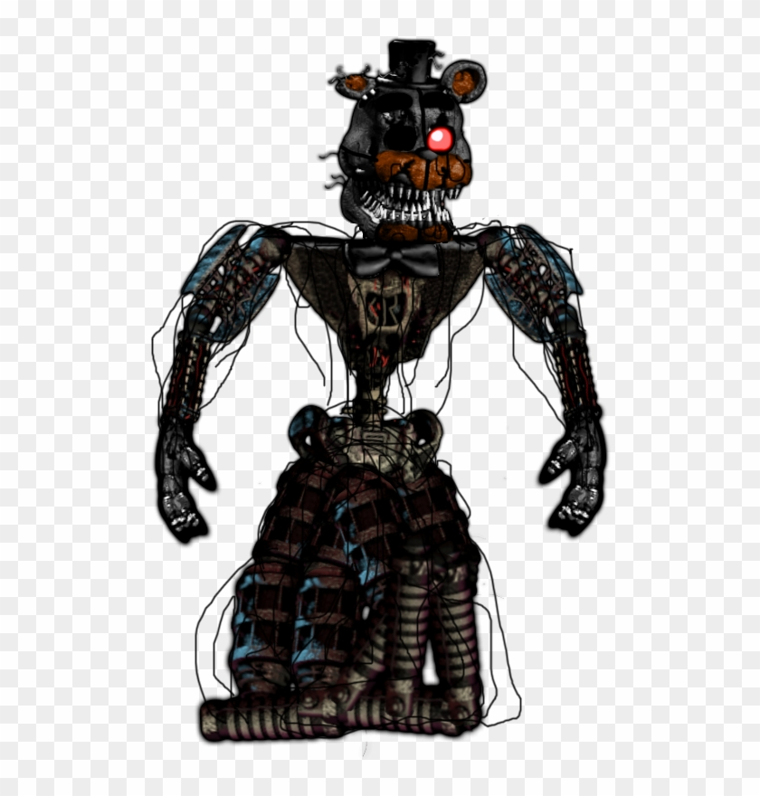 Editnightmare Molten Freddy - Nightmare Molten Freddy, HD