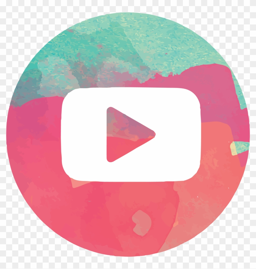 Custom Thumbnail Youtube-01 - Circle, HD Png Download - 2167x2167
