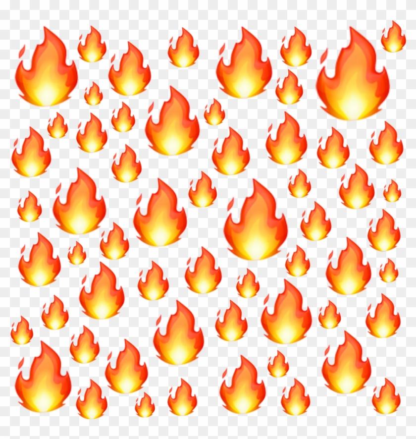 fire #background #emoji #crown #corona #diezmil #red, HD Png