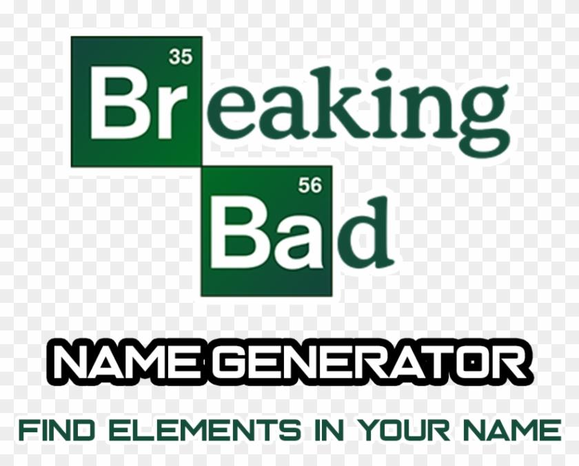 Breaking Bad Name Generator - Breaking Bad Season 1, HD Png