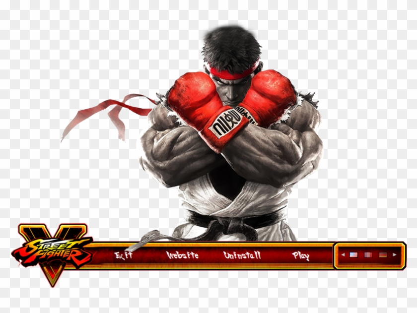 Image Ryu Street Fighter 5 Hd Png Download 850x550 6489080