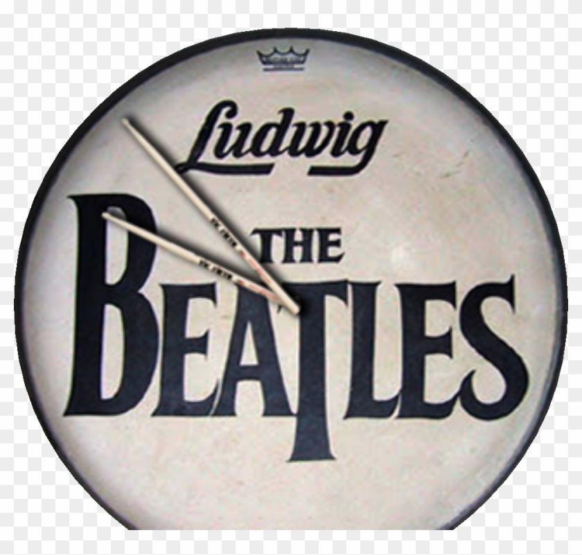 Beatles Drum Simple Watch Watch Face Preview, HD Png