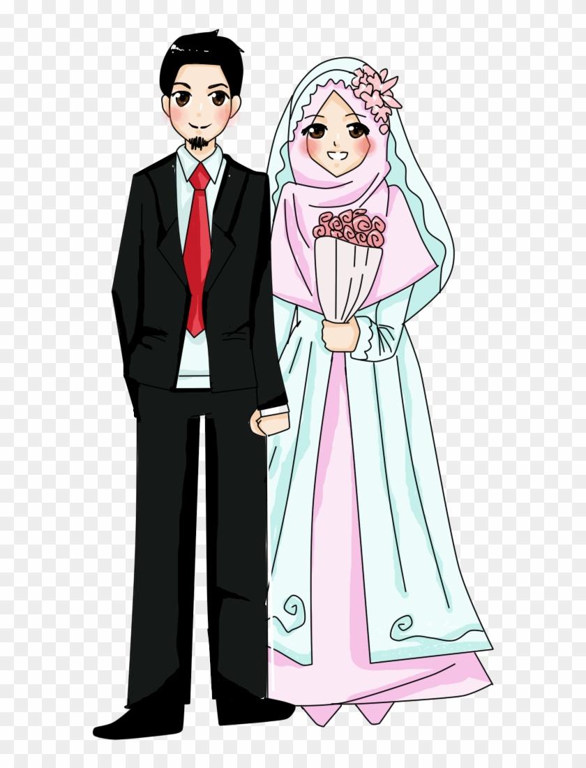 Wedding Muslim Png Wedding Cartoon Muslim Png Transparent Png 720x1280 6490435 Pngfind