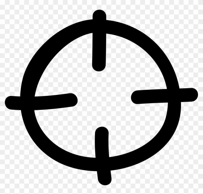 Target Hand Drawn Circle Target Icon Transparent Png Png