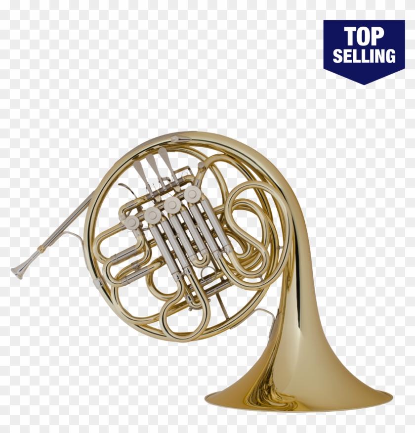 Cg Conn Step-up Model 6d Double French Horn - Conn Double