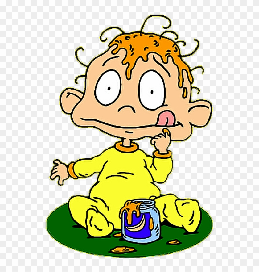 Rugrats Dil Png - Nickelodeon Stickers Png, Transparent Png