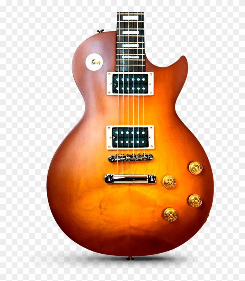 Guitarra Le Studio Corpo Sem Fundo Electric Guitar Hd Png