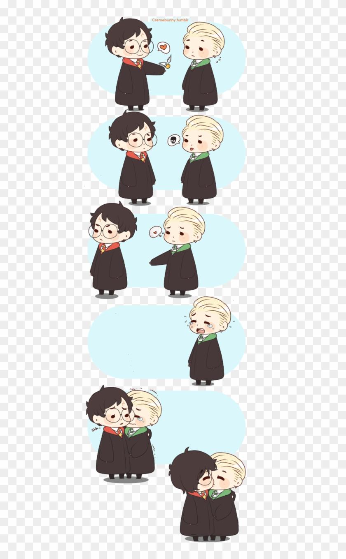 Drarry, Harry Potter, And Draco Malfoy Image - Draco Malfoy Fanart