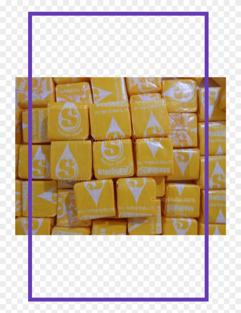 Lmeon Starburst Chewy Yellow Starburst Candy 2lbs By - Lemon