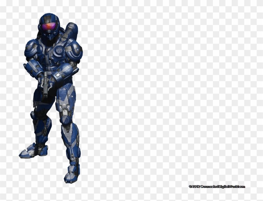 Halo 4 Spartan 4 Armor, HD Png Download - 1024x576(#6581564