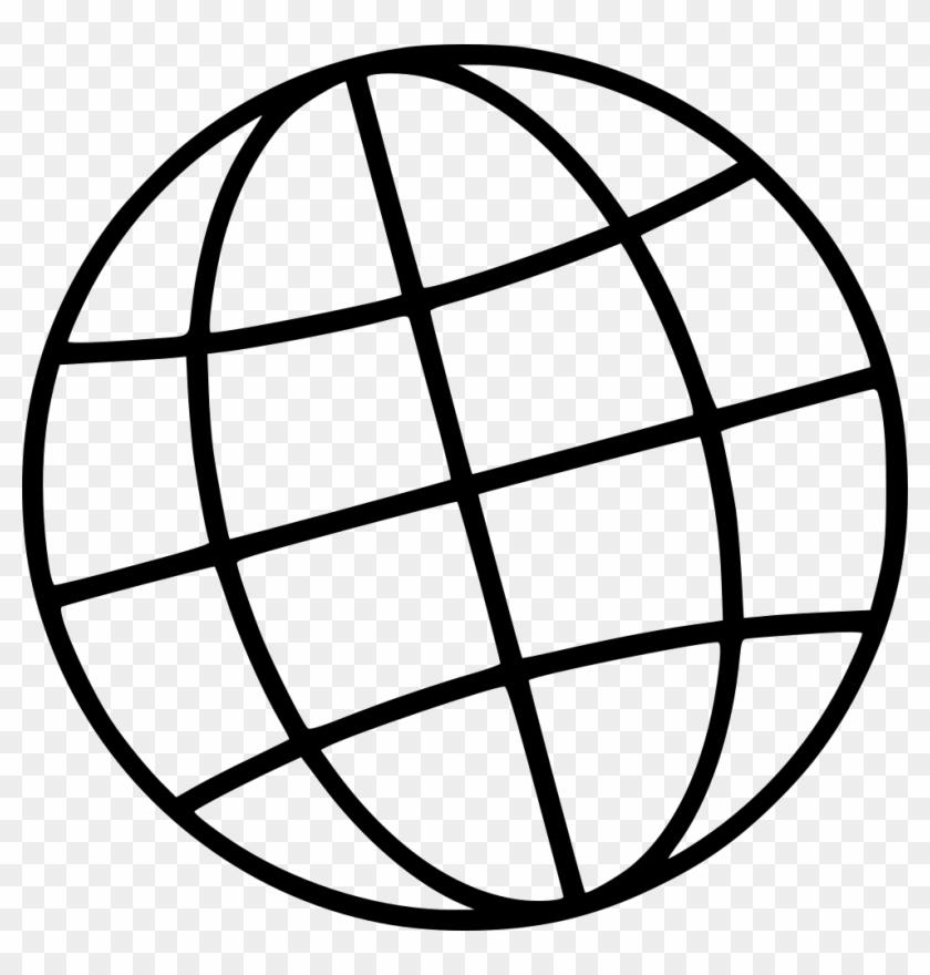 World Wide Web Globe Icons Free Download - Worldwide Globe
