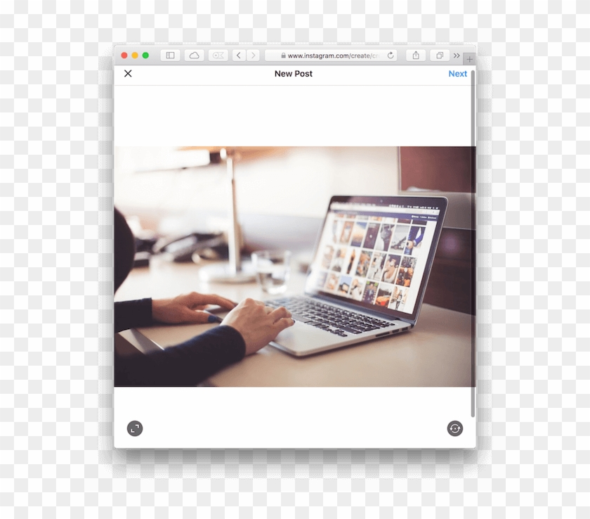 How To Post Photos On Instagram From Your Mac - Creative Commons