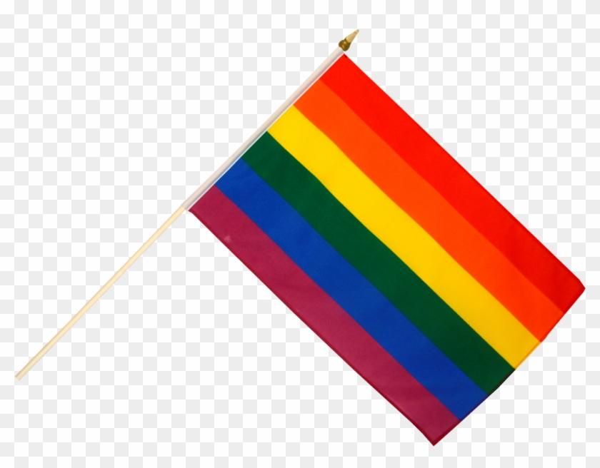 Rainbow Flag Png - Gay Pride Flag Png, Transparent Png