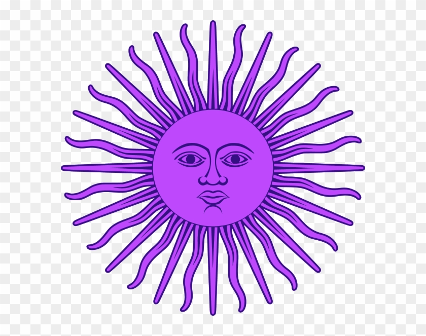 Argentina Sun Tattoo Flag Of Argentina Sun Hd Png Download
