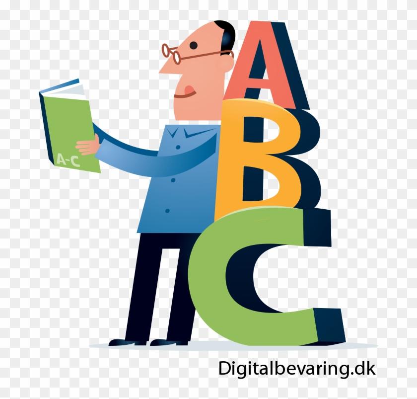 Dictionary Digitalpreservation - Ordbog, HD Png Download