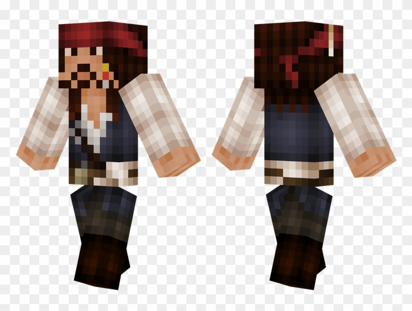 Minecraft Skin Pirates Of The Caribbean Png Download Green And Black Minecraft Skins Transparent Png 782x554 665842 Pngfind