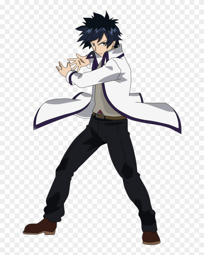 Fairy Tail Png Image With Transparent Background Grey
