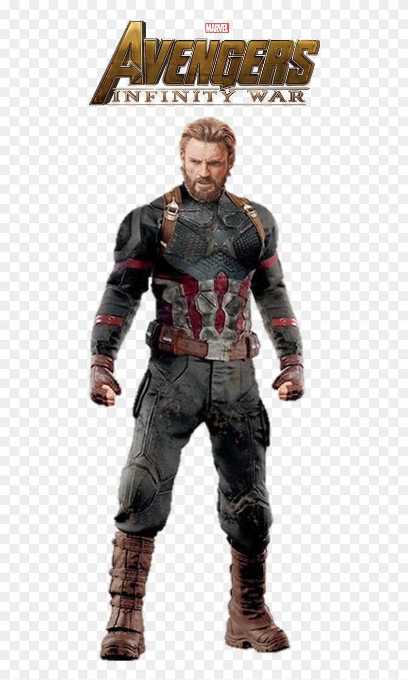 Captain america infinity war. Clipart transparent