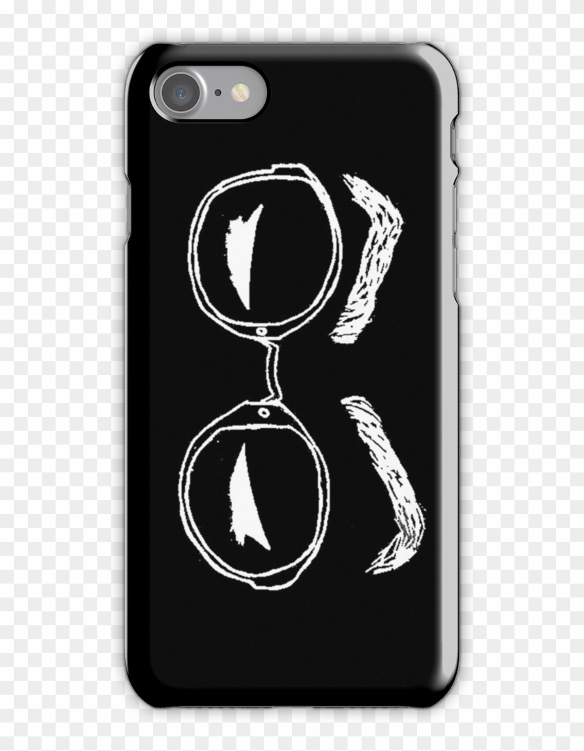 Doddleoddle Eyes White Outline Iphone 7 Snap Case Capinha De Celular Kpop Exo Hd Png Download 750x1000 6611417 Pngfind