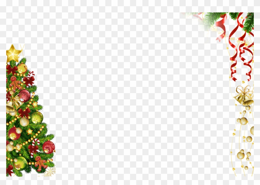 Christmas Backgrounds Png.Holiday Transparent Background Christmas Borders Hd Png