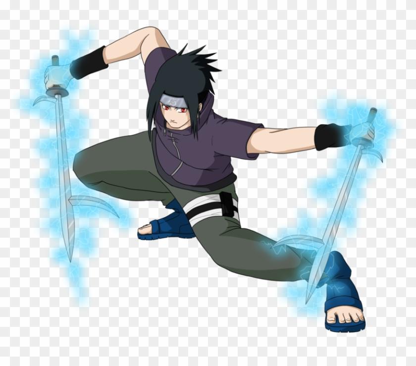 979 X 815 2 0 - Sasuke Uchiha Chidori Blade, HD Png ...