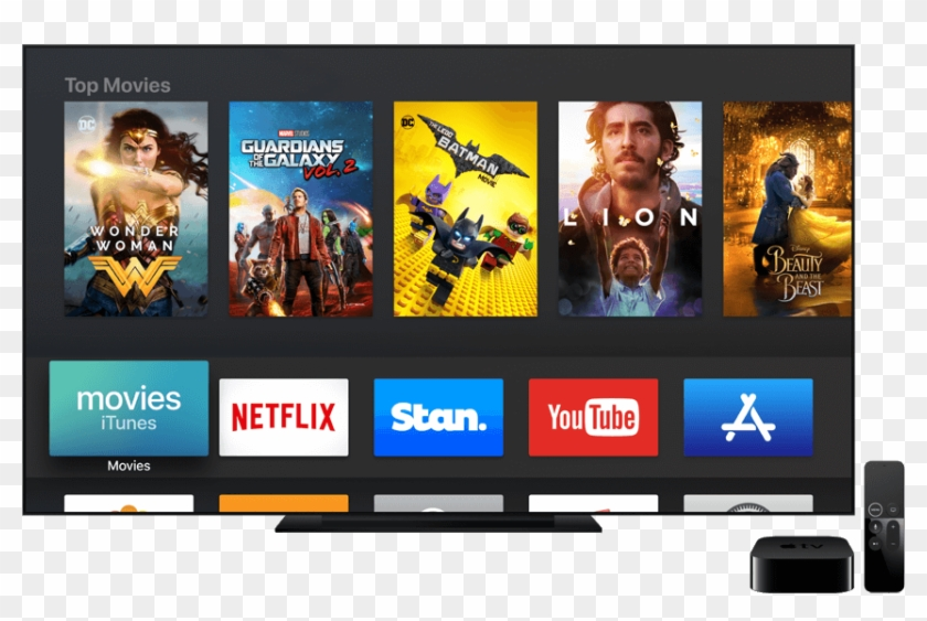 Apple Tv 4k Makes Your Favourite Tv Shows And Movies - 4k