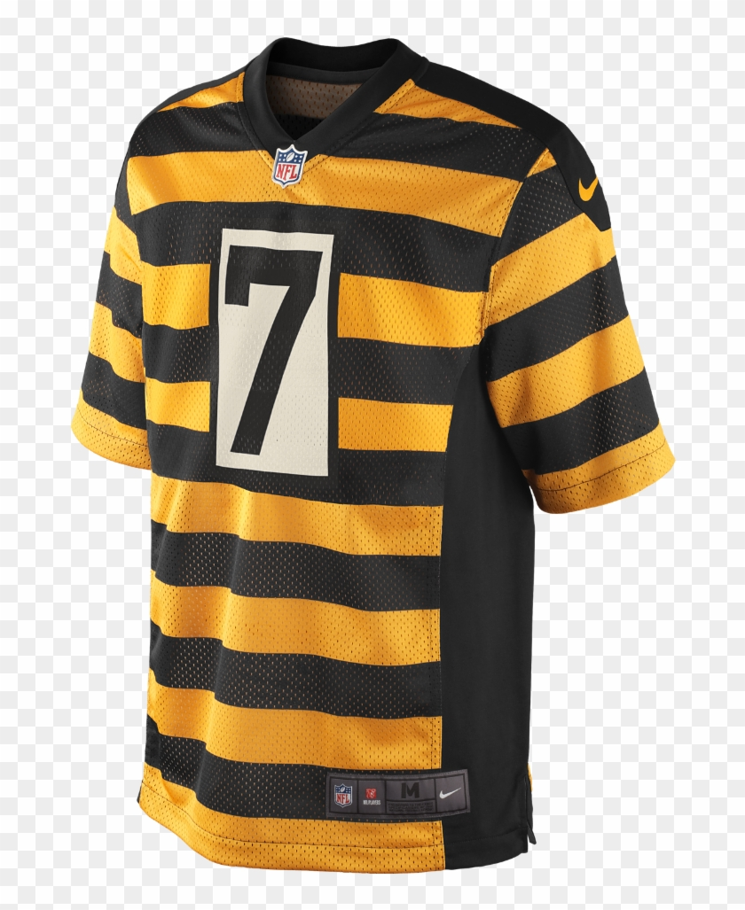 los angeles 85196 016d4 Nike Nfl Pittsburgh Steelers Men's Football Alternate ...