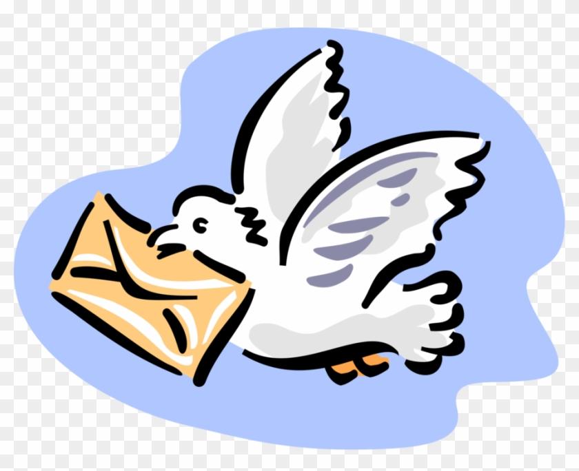 голубки с письмом картинки