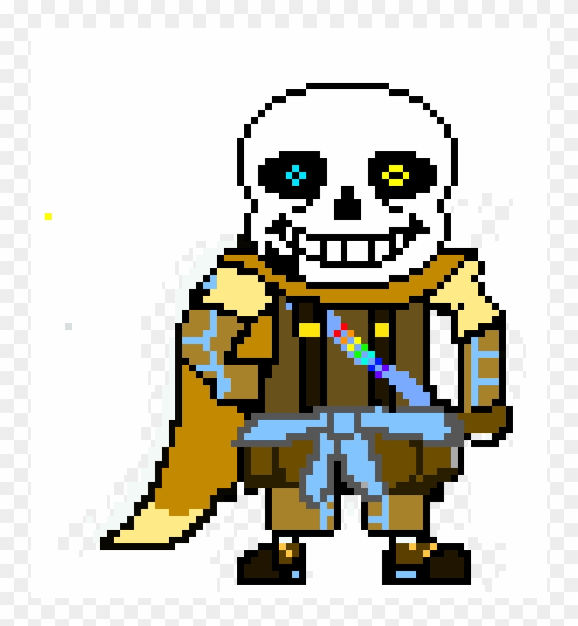 Ink Sans Png - Bendy Vs Sans Death Battle, Transparent Png - 750x830
