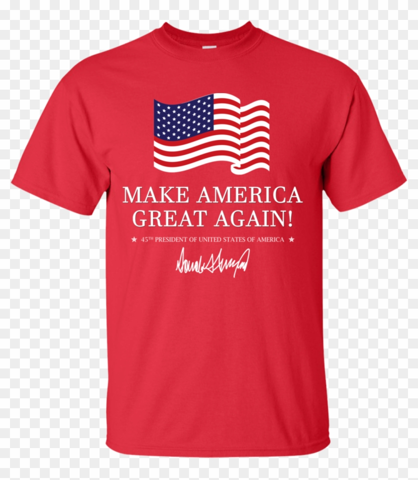 8d374ea9 Make America Great Again Trump T-shirt - Funny Chiefs Shirts, HD Png  Download