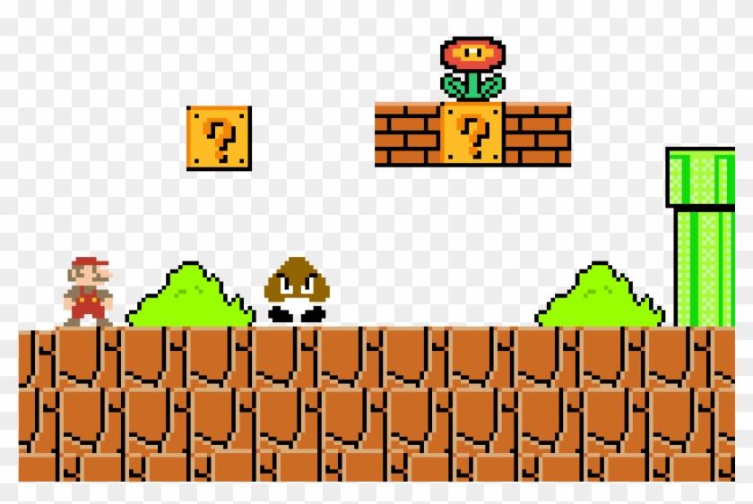 Super Mario Maker - Cartoon, HD Png Download - 1050x1050