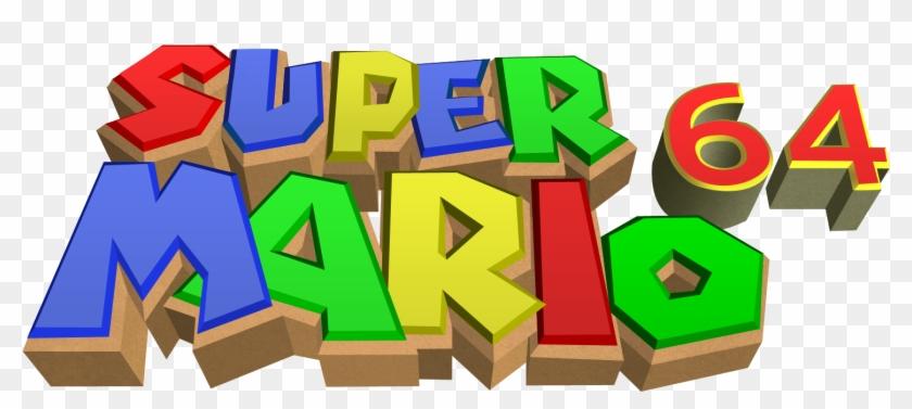 Super Mario 64 Logo Png Transparent Png 1500x616 676383 Pngfind