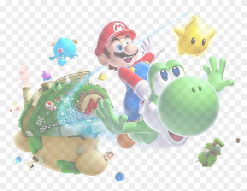 Super Mario Galaxy 2 Png , Png Download, Transparent Png