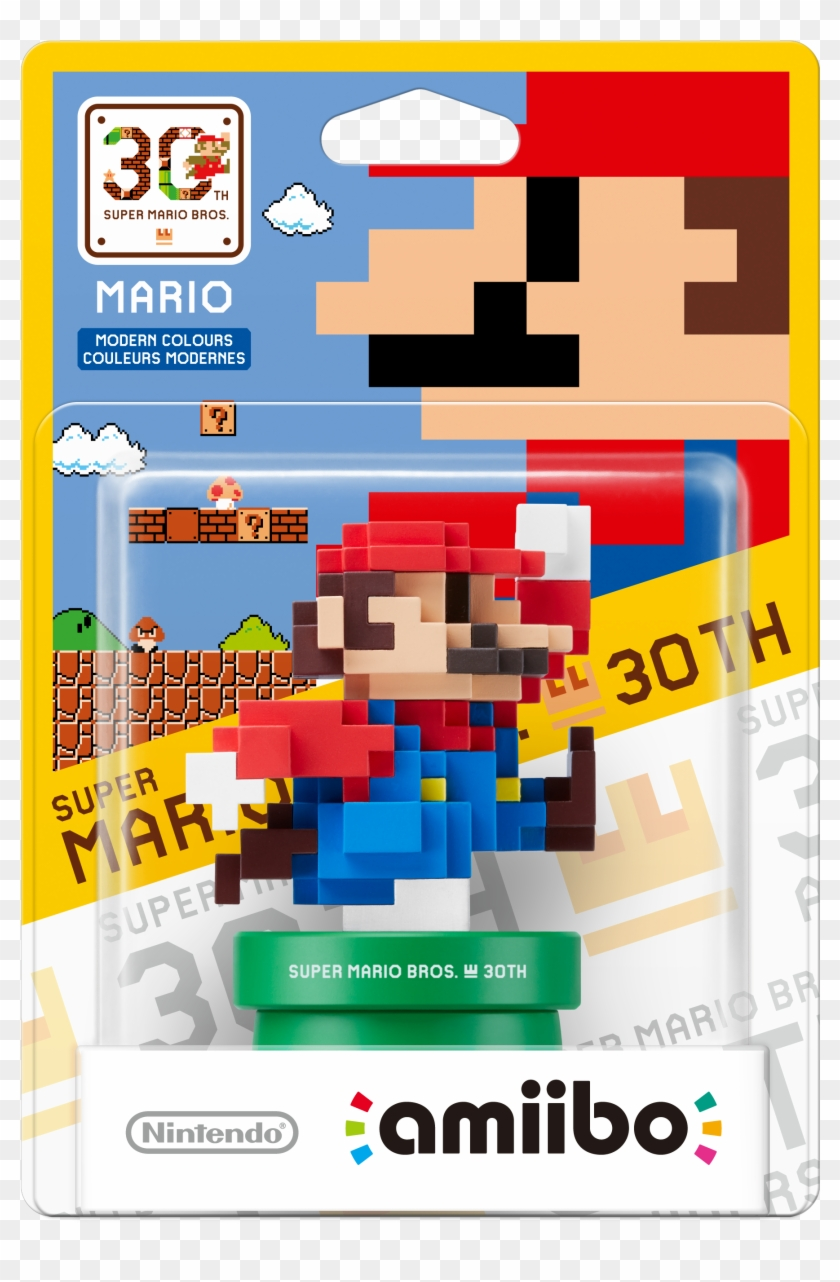Mario 30th Anniversary Collection Wave Two - Super Mario