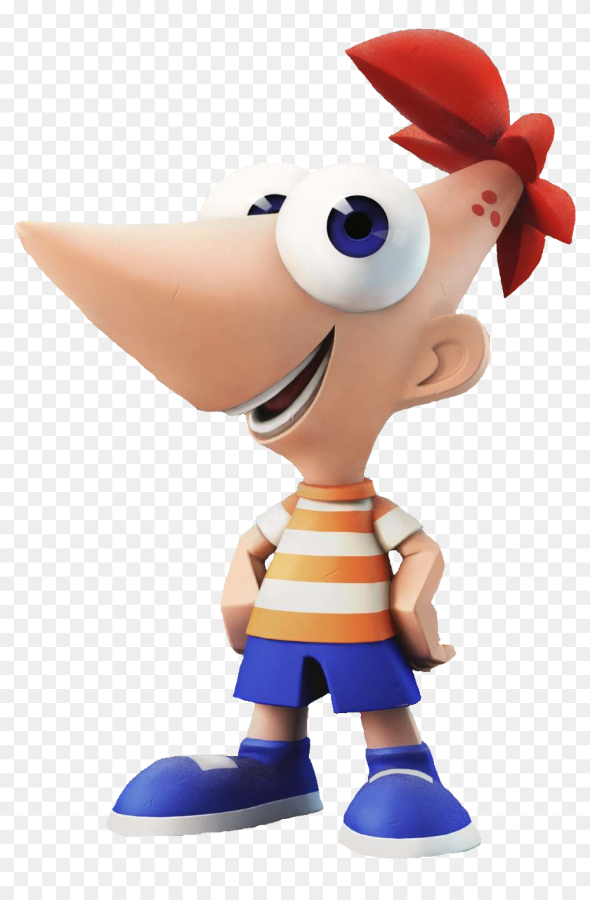 Ferb Drawing Cartoon Character Basic Disney Infinity 1 0 Phineas Hd Png Download 1054x1487 6716277 Pngfind