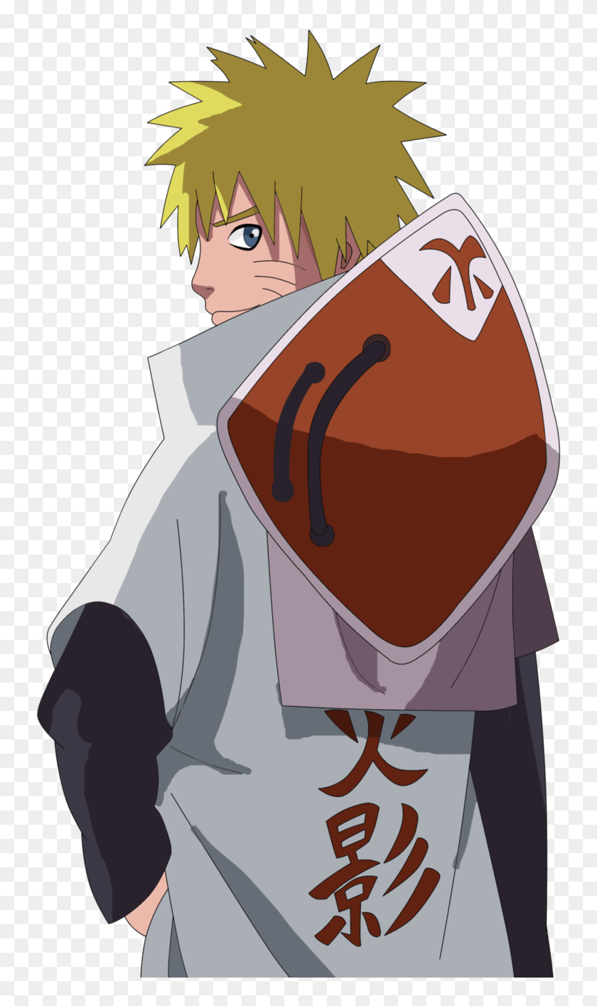 Naruto Hokage Hd Png Download 900x1387 6743215 Pngfind