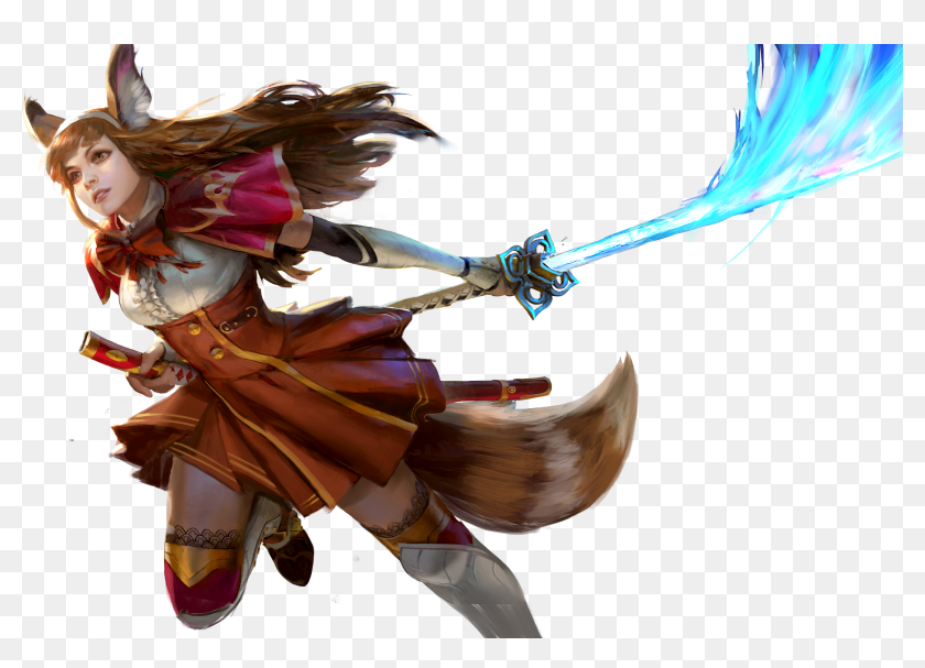 Vainglory New Hero Hd Png Download 3996x2700 6745164 Pngfind