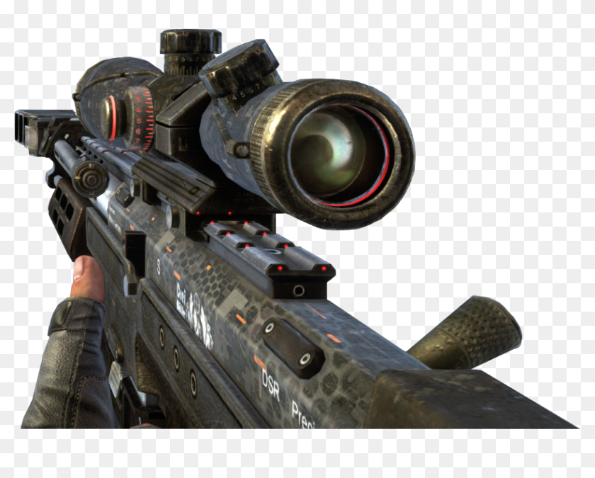 Dsr 50 Png Call Of Duty Black Ops 2 Sniper Png Transparent Png 840x595 6753635 Pngfind